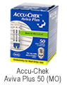 Accu-Chek Aviva Plus MO 50 Ct
