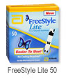 Free Style Lite 50 Ct